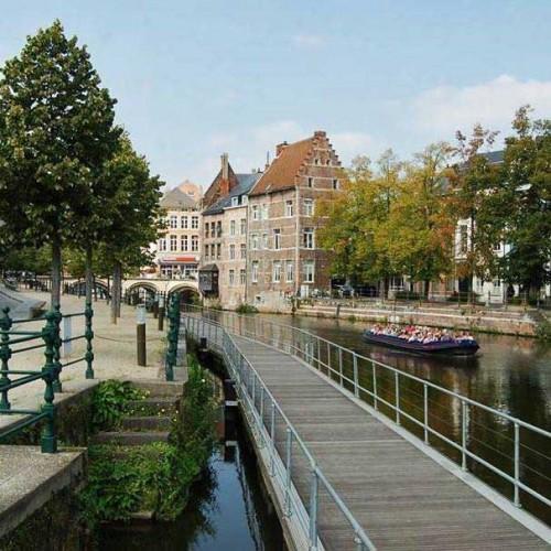 Rondvaart op de Binnendijle in Mechelen