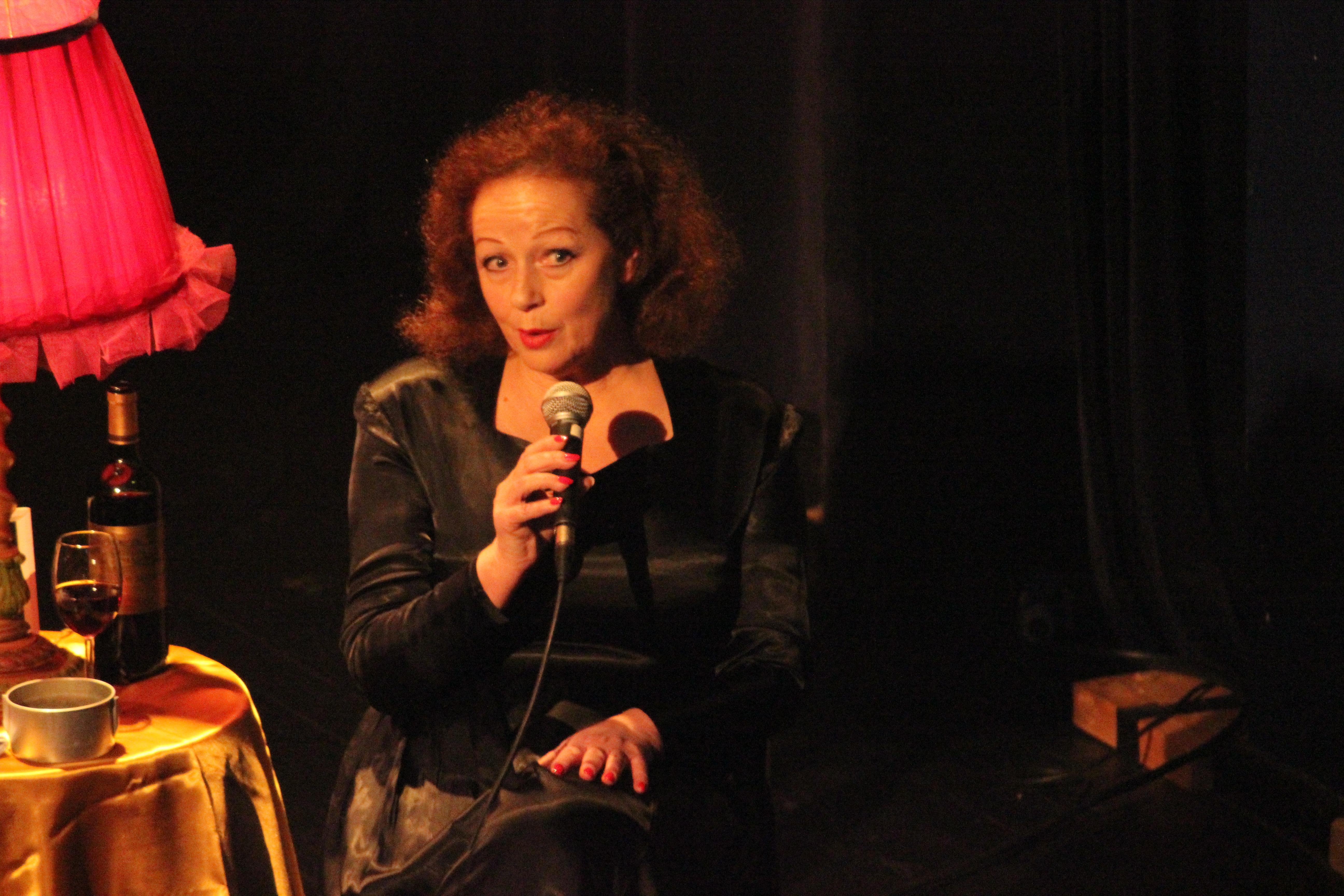 Marina Stockx - de muziekboot Malinska