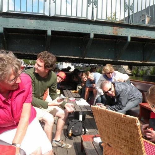 Picknick op de Malinska met Radio 2 - Foto: Maren Plaghki
