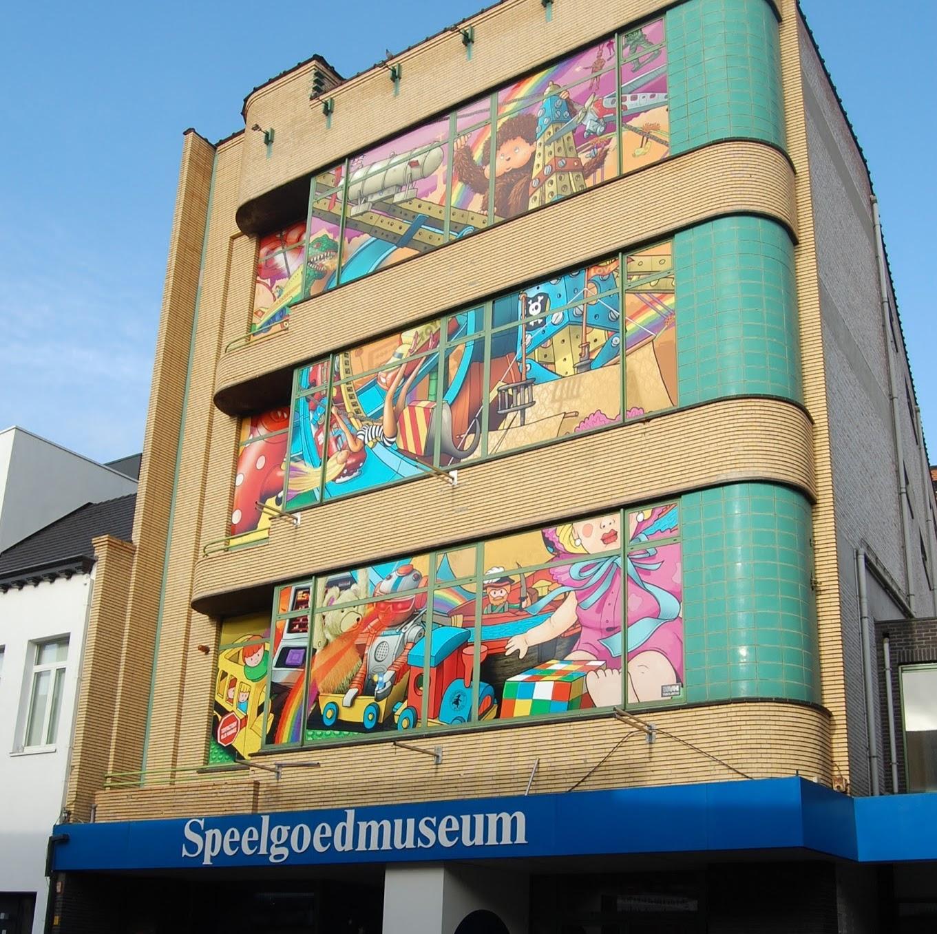 Speelgoedmuseum Mechelen - combiticket Rederij Malinska