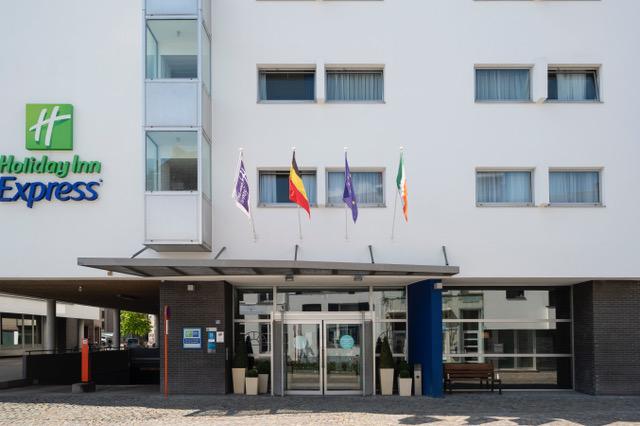 Holiday Inn Express Mechelen inkom